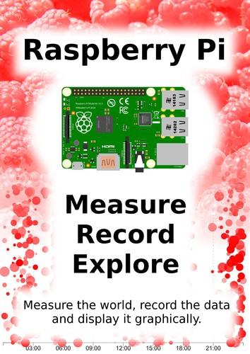 Raspberry Pi Measure, Record, Explore