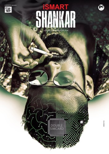 iSmart Shankar (2020) 720p HDRip x264 [Dual Audio][Hindi+Telugu]