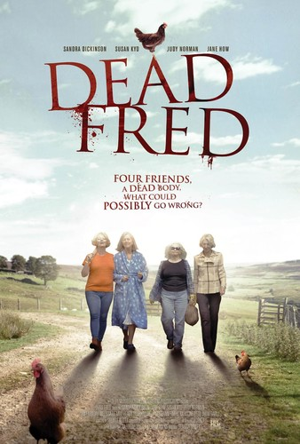 Dead Fred 2019 HDRip XviD AC3-EVO