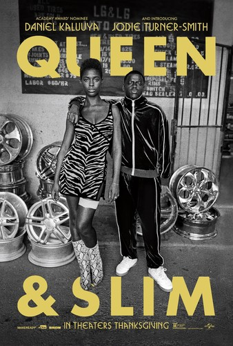 Queen and Slim 2019 1080p WEB-DL H264 AC3-EVO