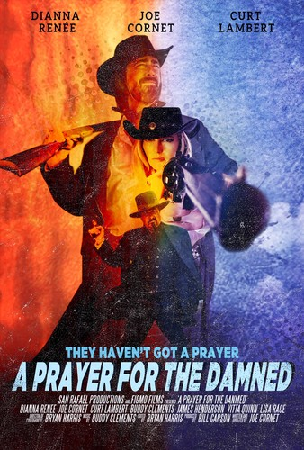 A Prayer For The Damned 2019 HDRip XviD AC3-EVO