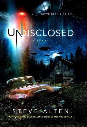 Undisclosed by Steve Alten