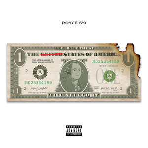 Royce Da 5'9'' - The Allegory (2020) Mp3 (320kbps) [Hunter]