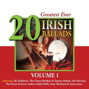 60 Greatest Ever Irish Ballads - VA -  All Sure To Singalong Tracks - 3CD