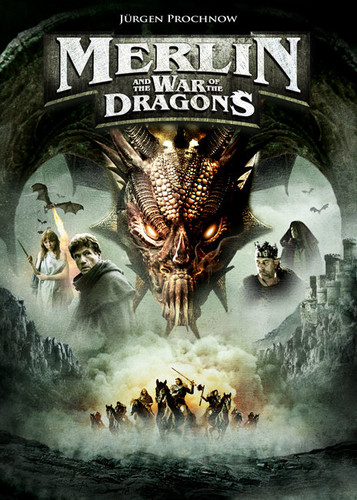 Merlin And The War Of The Dragons (2008) 720p BluRay x264 [Multi Audios][Hindi+Telugu+Tamil+English]