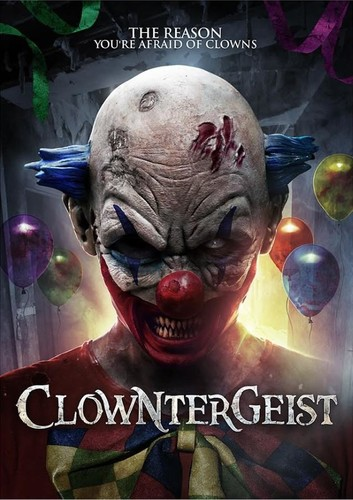 Clowntergeist (2017) 720p BluRay x264 [Multi Audios][Hindi+Telugu+Tamil+English]