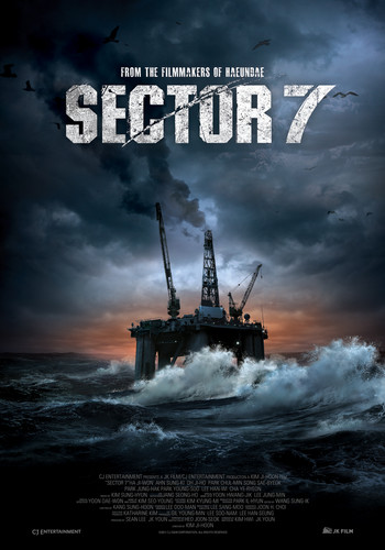 Sector 7 (2011) 720p BluRay x264 [Multi Audios][Hindi+Telugu+Tamil+Korean]