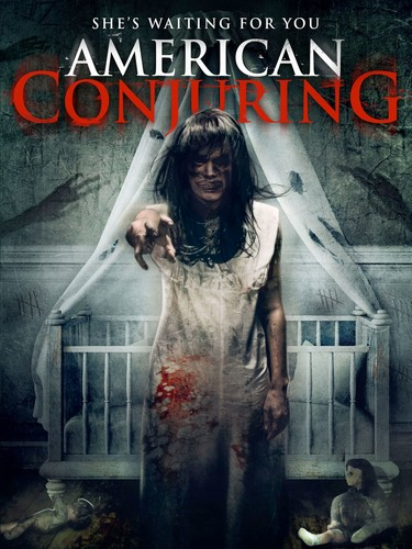 American Conjuring (2016) 720p BluRay x264 [Multi Audios][Hindi+Telugu+Tamil+English]