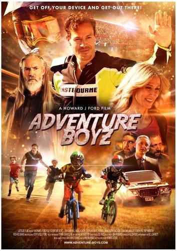 Adventure Boyz 2019 HDRip XviD AC3-EVO