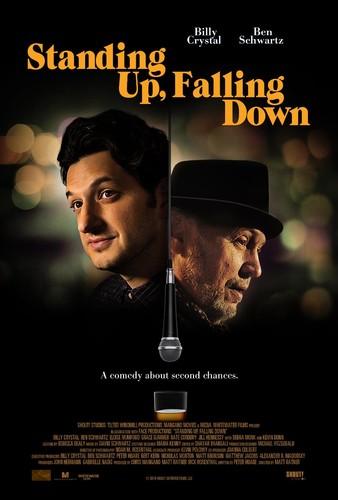Standing Up Falling Down 2019 HDRip XviD AC3-EVO