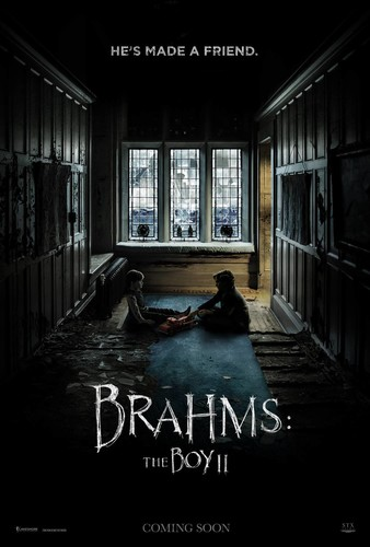 Brahms The Boy 2 2020 HDCAM x264 -ETRG