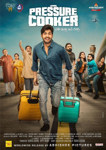 Pressure Cooker (2020) Telugu 720p PreDVDRip x264-TMV