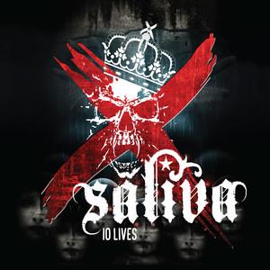 Saliva - 10 Lives (2018) (320)