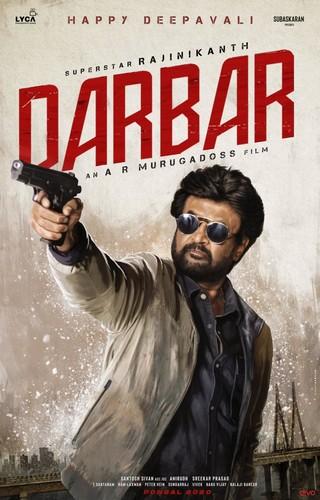 Darbar (2020) Tamil (Org Vers) 720p HDRip x264 DD5 1 ESub-BWT