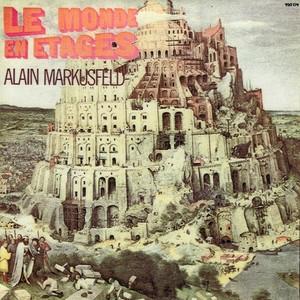 Alain Markusfeld - Le Monde En Etages (1970) LP [Z3K] MP3