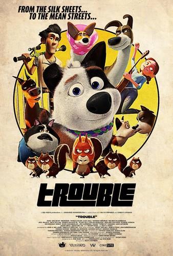 Trouble 2019 1080p WEB-DL H264 AC3-EVO