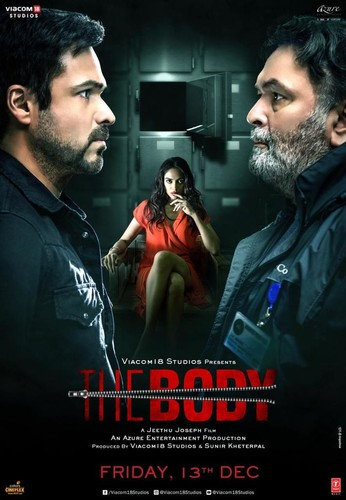 The Body (2019) 1080p WEB-DL AVC DD5 1 ESub-BollywoodA2z