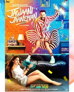 Jawaani Jaaneman (2020) Full Album Flac-Mp3-M4a [FPRG]