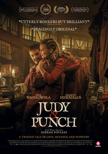 Judy And Punch 2019 HDRip XviD AC3-EVO