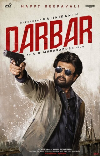 DARBAR (2020) Malayalam (Org Vers) 720p HDRip x264 DD5 1 ESub-BWT