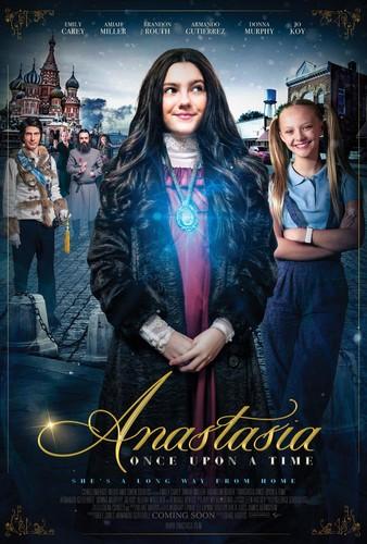 Anastasia Once Upon a Time 2019 HDRip XviD AC3-EVO
