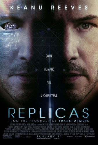 Replicas (2018) 720p BluRay x264 [Multi Audios][Hindi+Telugu+Tamil+English]