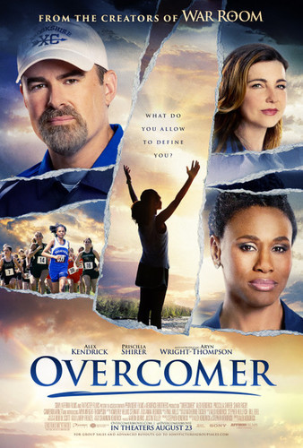Overcomer (2019) 720p BluRay x264 [Multi Audios][Hindi+Telugu+Tamil+English]