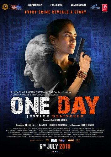 One Day Justice Delivered (2019) 1080p WEB-DL AVC AAC-TeaM IcTv Exclusive
