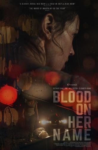 Blood On Her Name 2020 HDRip XviD AC3-EVO