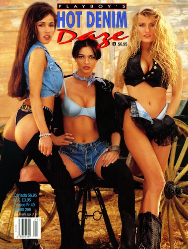 Playboy's Hot Nude Denim Daze Special Edition