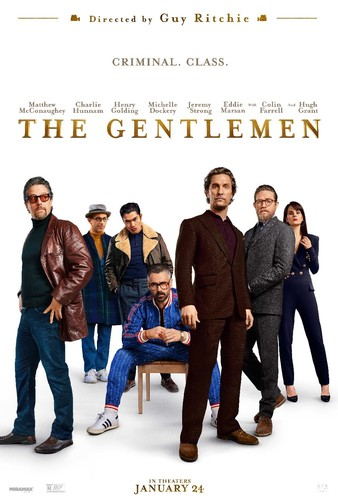 The Gentlemen 2020 NEW HDCAM x264 AC3-ETRG
