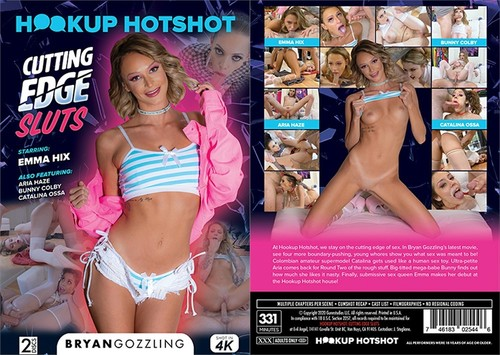 Hookup Hotshot Cutting Edge Sluts DiSC2