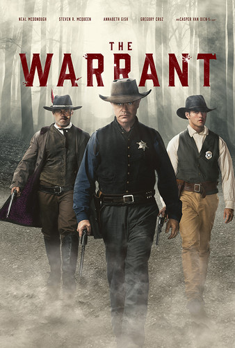 The Warrant 2020 1080p WEB-DL H264 AC3-EVO