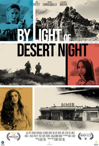 By Light Of Desert Night 2020 HDRip XviD AC3-EVO