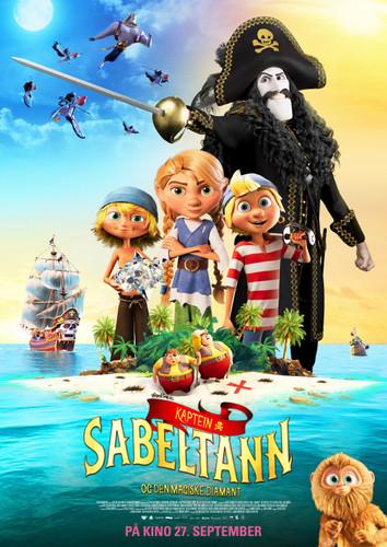 Captain Sabertooth and the Magic Diamond 2020 1080p WEB-DL H264 AC3-EVO