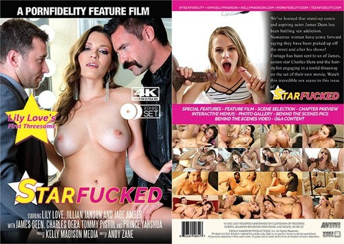 Star Fucked DiSC1