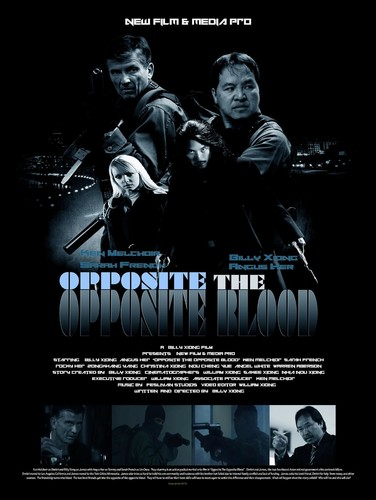Opposite The Opposite Blood (2018) 720p WEBRip x264 ESubs [Dual Audio] [Hindi+English] -=!Dr STAR!=-