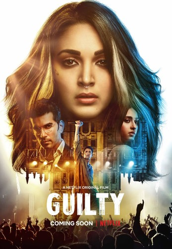 Guilty (2020) 1080p HDRip x264 DD5 1 [Dual Audio][Hindi+English] - TeamTT