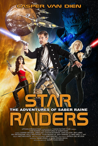 Star Raiders The Adventures of Saber Raine (2017) 720p BluRay x264 ESubs [Dual Audio][Hindi+English]