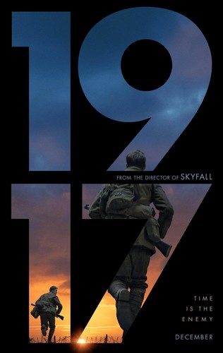 1917 2019 HDRip XviD AC3-EVO