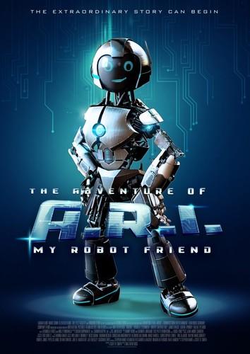 The Adventure Of A R I My Robot Friend 2020 1080p WEB-DL H264 AC3-EVO