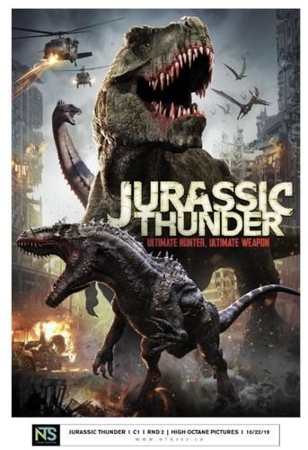 Jurassic Thunder 2020 1080p WEB-DL H264 AC3-EVO
