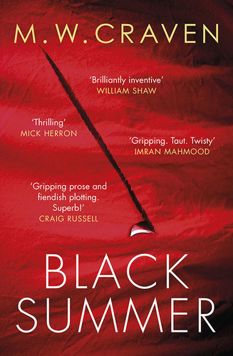 Black Summer by M  W  Craven