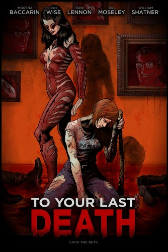 To Your Last Death 2020 HDRip XviD AC3-EVO