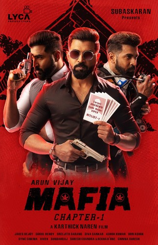 Mafia Chapter 1 (2020) Tamil 480p HD-DVD AVC AAC HC-Sub-BWT