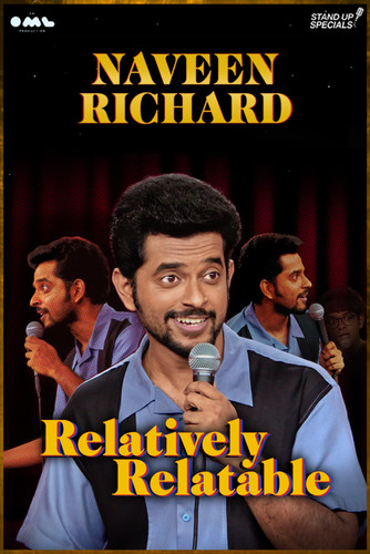 Naveen Richard Relatively Relatable 2020 1080p AMZN WEB-DL DD+5 1 x264-TT