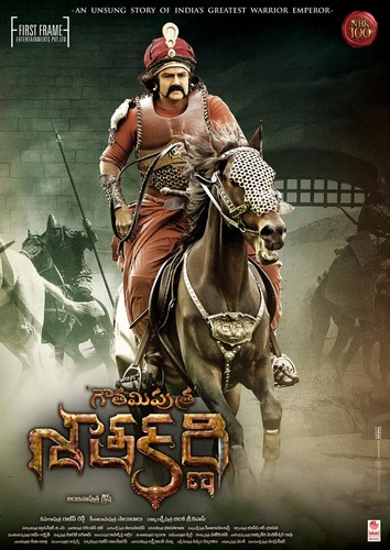 Gautamiputra Satakarni (2020) 1080p WEB-DL x264 [Multi Audios][Hindi+Tamil+Telugu]