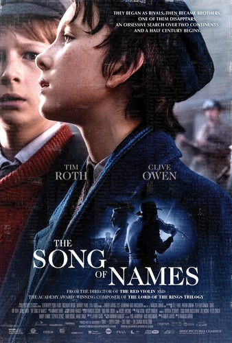 The Song Of Names 2019 HDRip XviD AC3-EVO