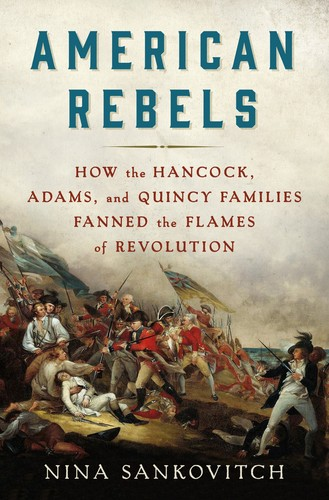 American Rebels by Nina Sankovitch
