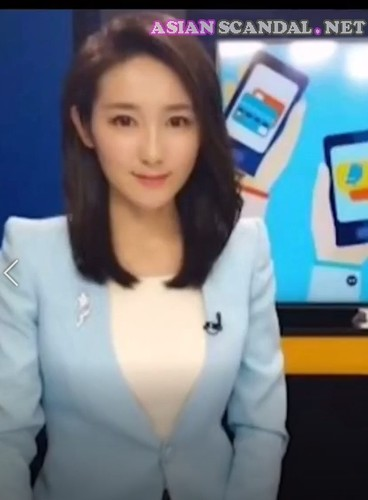 Chen Hui, the host of China Education Television SexTape Scandal